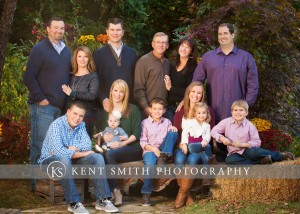 Kent Smith Family Portrait Columbus, Ohio
