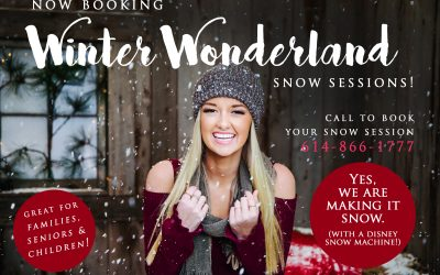 Winter Wonderland Snow Shoot!