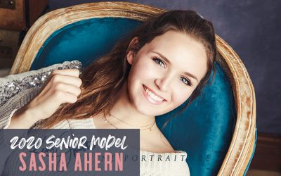 Model Spotlight: Sasha Ahern